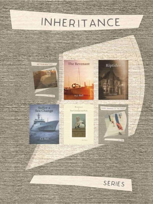 Inheritance series cover