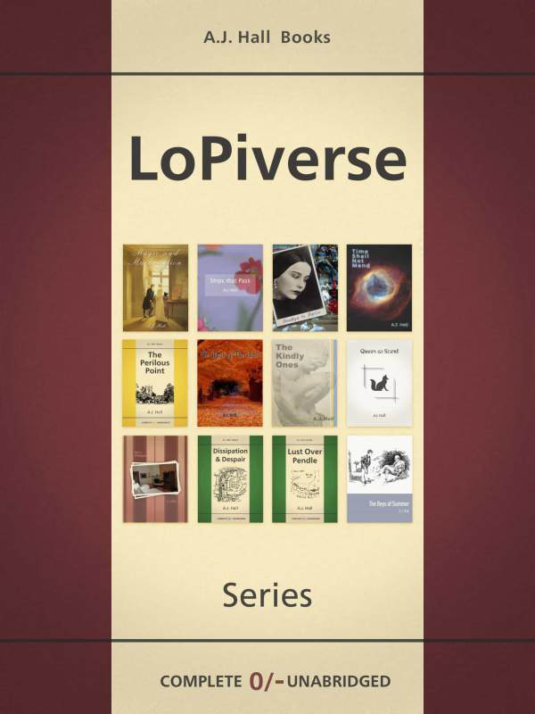 LoPiverse series cover
