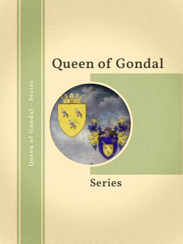 Queen of Gondal series cover