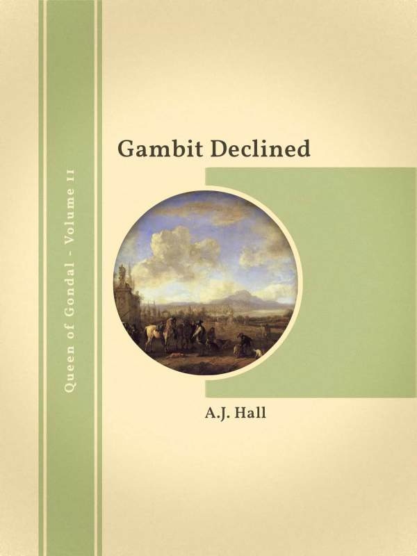 Gambit Declined book cover