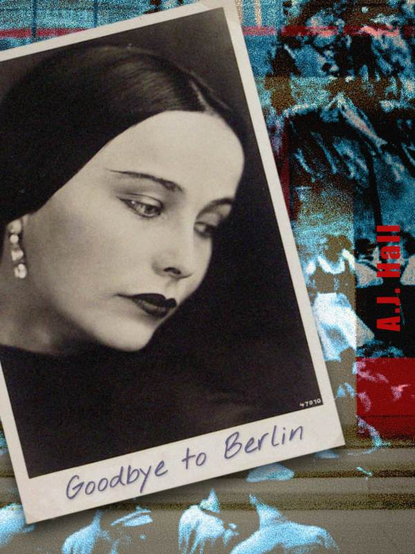 Goodbye to Berlin book cover