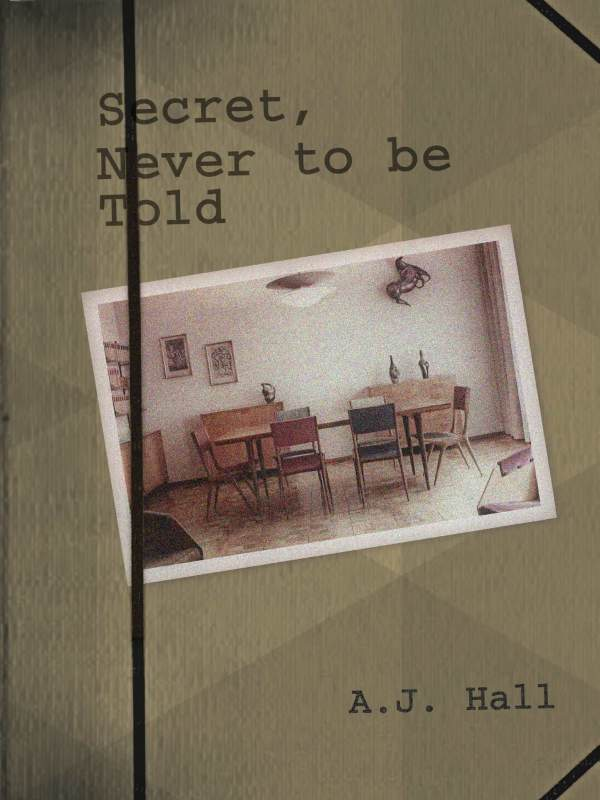 Secret, Never to be Told book cover