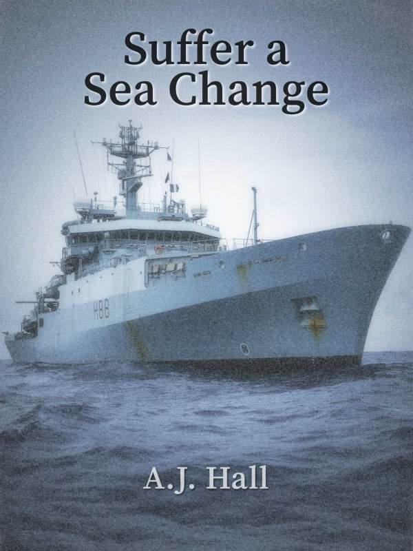 Suffer a Sea Change book cover