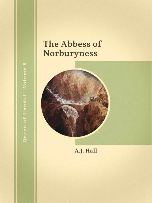 The Abbess of Norburyness book cover