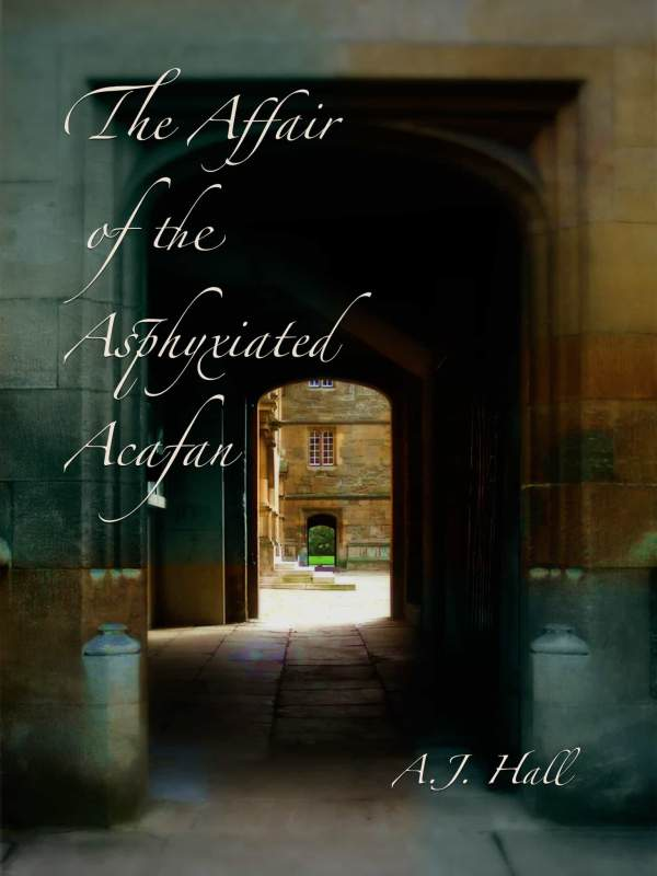 The Affair of the Asphyxiated Acafan cover