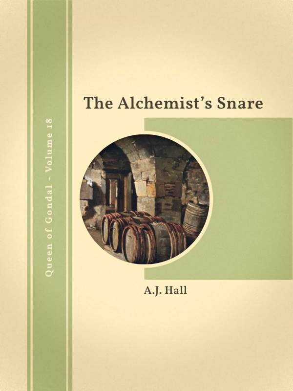 The Alchemist's Snare book cover