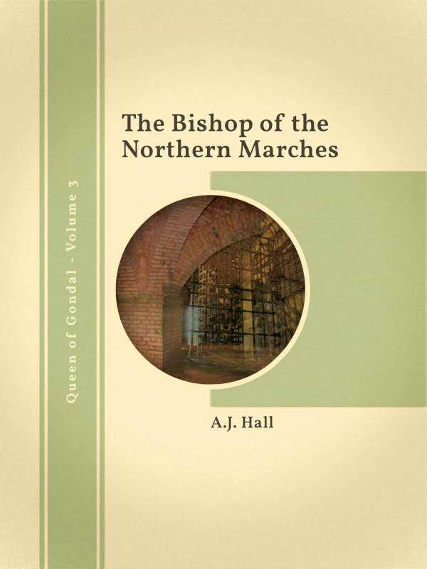 The Bishop of the Northern Marches cover