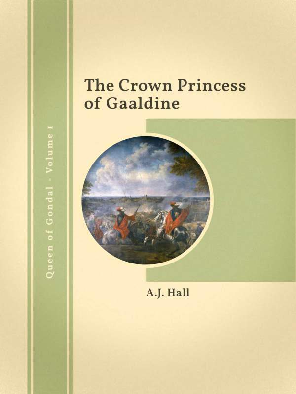 The Crown Princess of Gaaldine cover