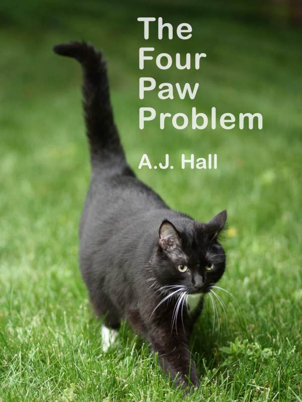 The Four Paw Problem cover