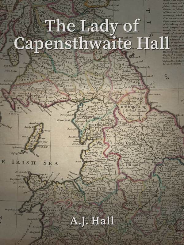 The Lady of Capensthwaite Hall book cover