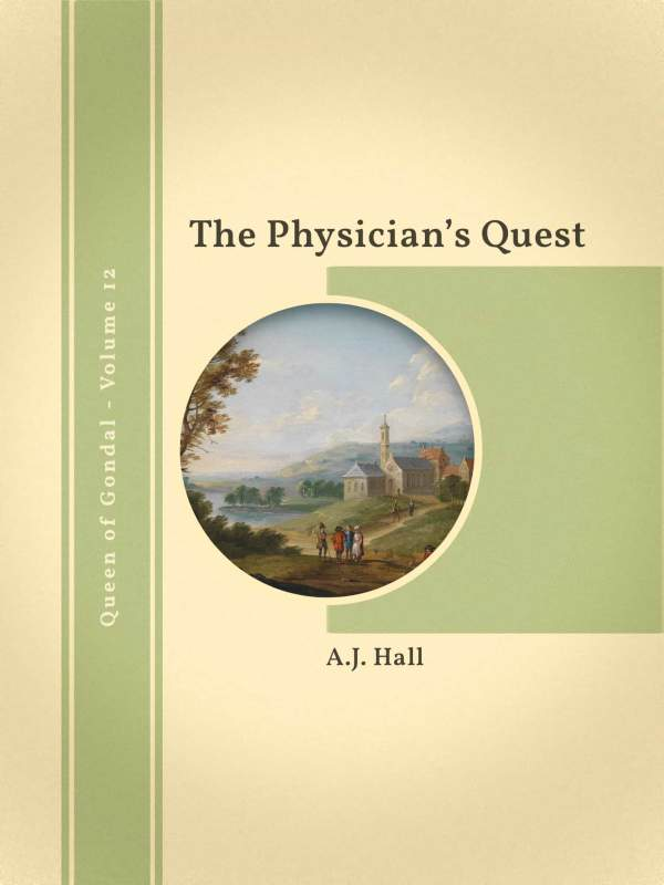 The Physician's Quest book cover