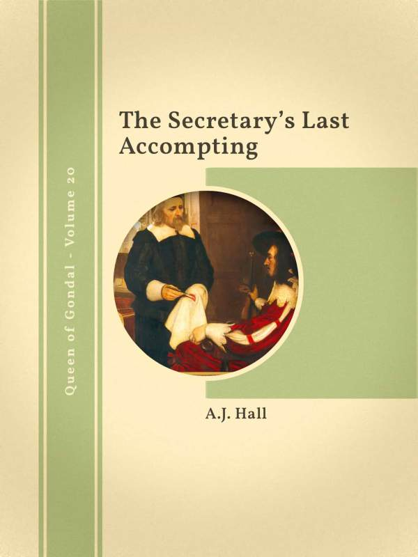 The Secretary's Last Accompting book cover