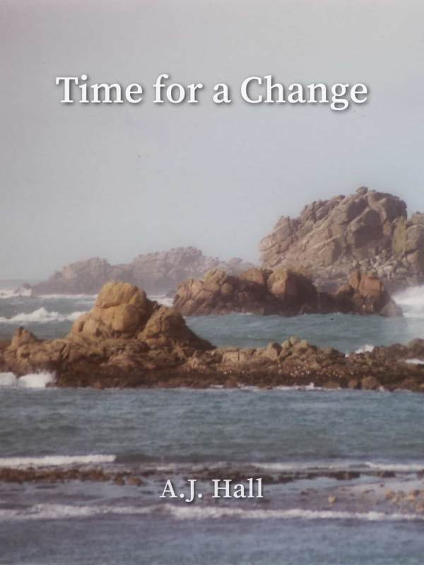 Time for a Change book cover