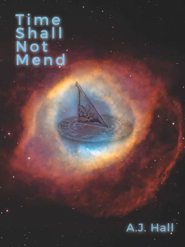 Time Shall Not Mend book cover