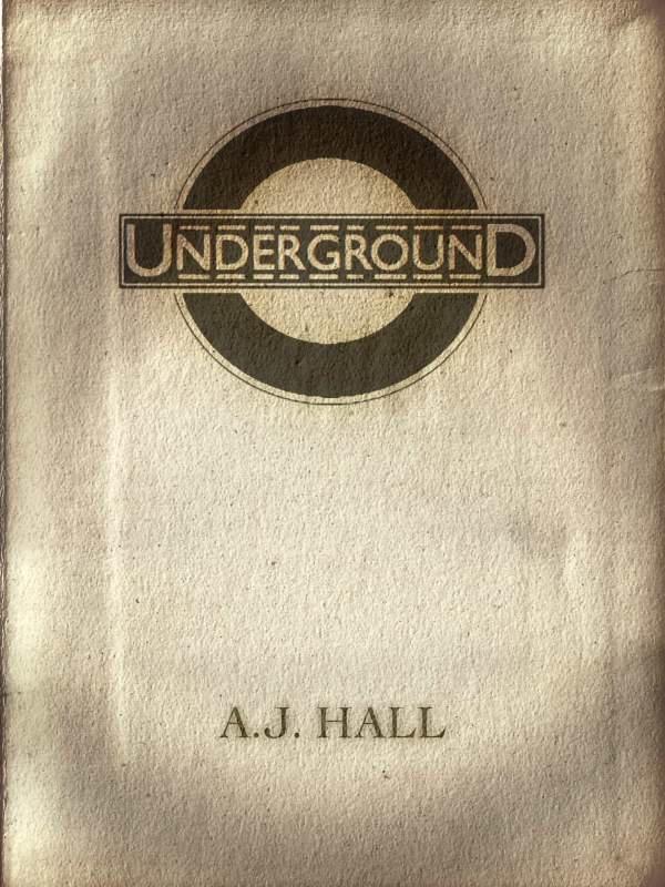 Underground book cover