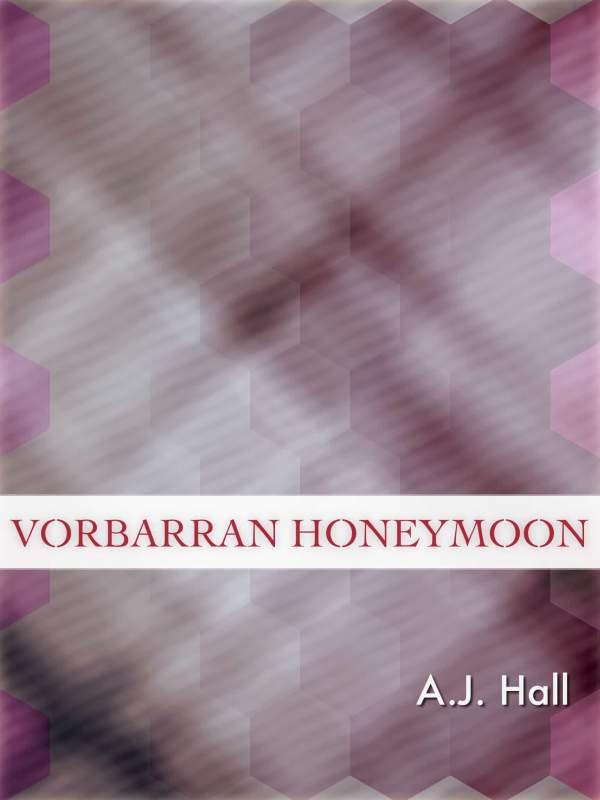 Vorbarran Honeymoon book cover